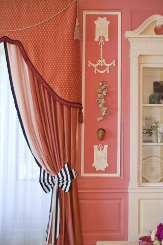 法式风格住宅套图欣赏卧室效果图