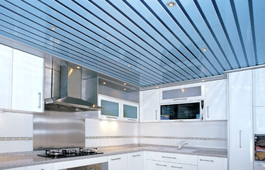 铝扣天花板