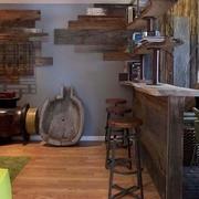 后现代材料利用住宅欣赏客厅陈设