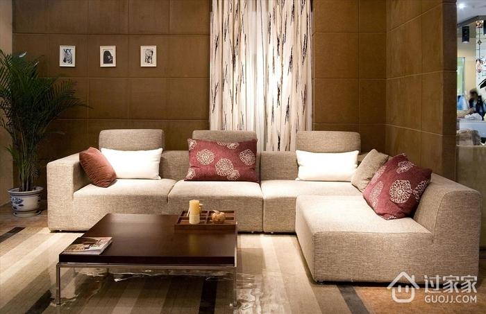家居中客厅沙发摆放必须遵守的风水原则