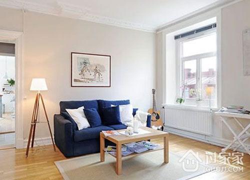 67平白色北欧住宅欣赏