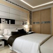 卧室软包背景墙设计效果图 打造精致生活