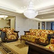 120平新古典三室两厅欣赏