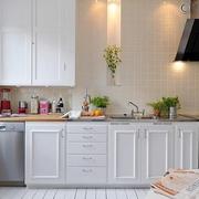 现代创意公寓厨房