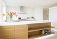 120平米优雅极简公寓欣赏厨房陈设