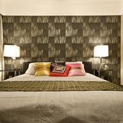 中式家装修卧室设计