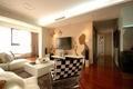 现代住宅套图设计客厅效果图