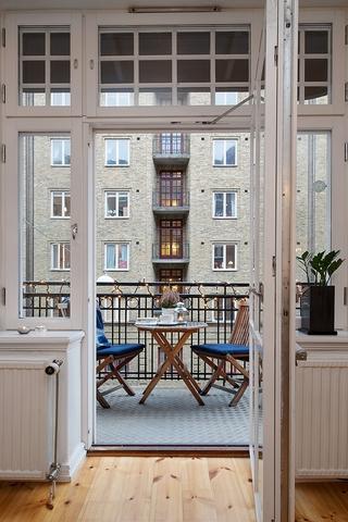 经典美式住宅欣赏阳台设计