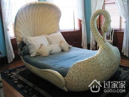卧室以床为中心 这些卧室床装饰美呆了