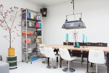 现代开放小复式公寓欣赏
