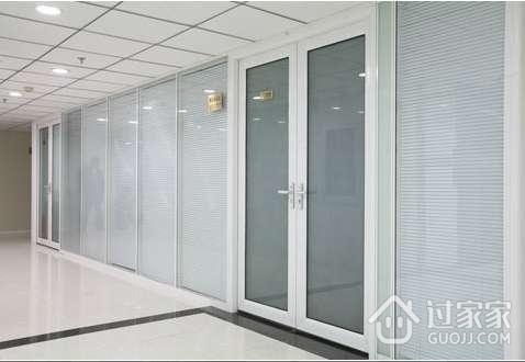 双开玻璃门的尺寸及安装注意事项