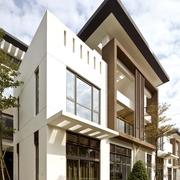 东南亚别墅设计外立面