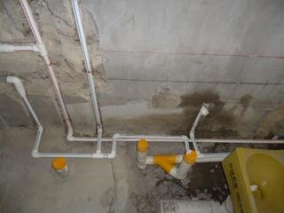 装修师傅分享:室内装修水管施工工艺