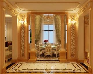 欧式古典别墅欣赏