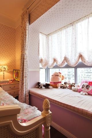 浓情美式复式楼欣赏儿童房设计