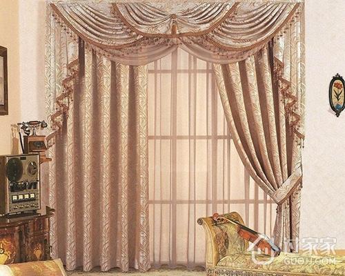窗帘选购技巧及保养常识
