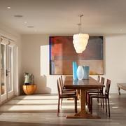 现代休闲空间别墅欣赏餐厅