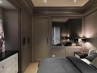 欧式效果图设计套图欣赏卧室