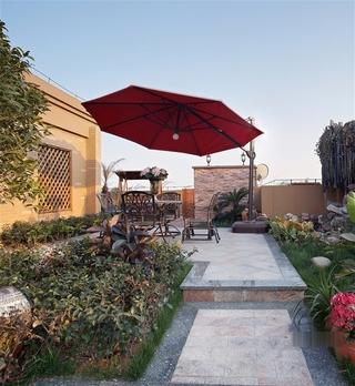 新古典别墅设计露台设计