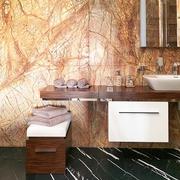 老公寓改造现代新住宅欣赏卫生间