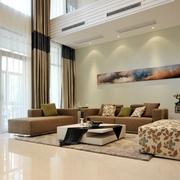 现代风格装饰套图客厅效果图设计