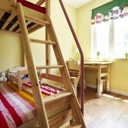 120平舒适简约四居欣赏儿童房设计