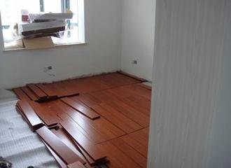 地板铺装监工 教你看清装修质量
