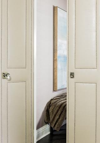 新古典装饰住宅设计室内门