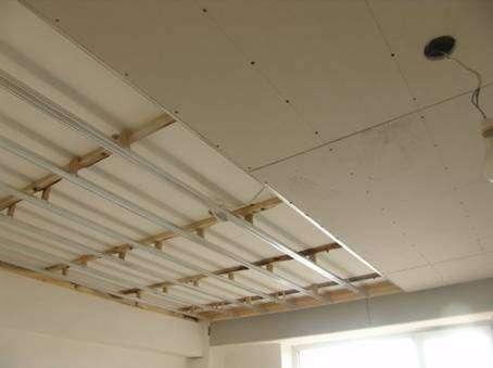 二,石膏板吊顶施工注意事项