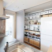 67平日式风格别墅欣赏厨房