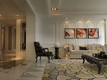 新古典住宅效果图客厅装饰画