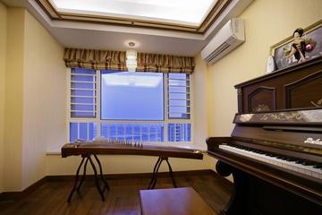 现代中式套图琴房