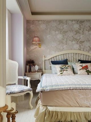 田园风格温馨效果欣赏卧室