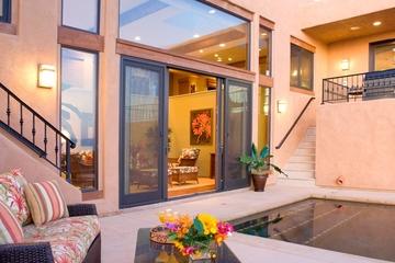 地中海别墅设计套图庭院