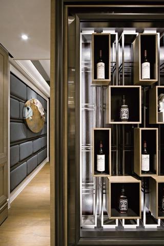 精品现代四居室欣赏书房