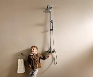 浴室花洒安装方法及安装注意事项