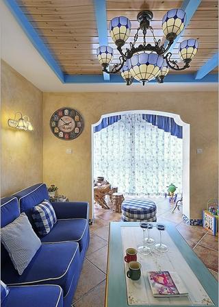 125平地中海温馨住宅欣赏