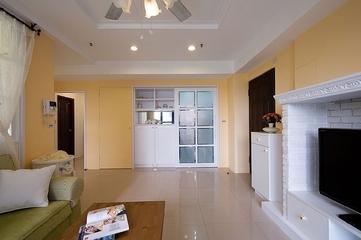 三室两厅美式住宅欣赏