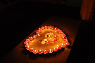 80后小蜗居欣赏灯饰