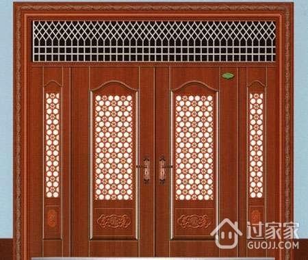 不同材质仿铜门的优缺点介绍