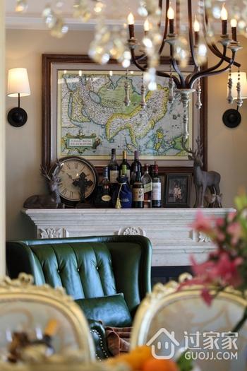 客厅灯饰装饰效果图 多彩家居生活