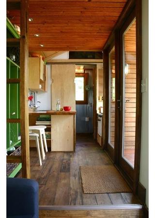简约精致小木屋欣赏