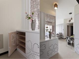 小空间大设计现代欣赏玄关