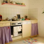 田园小户型住宅欣赏厨房橱柜设计