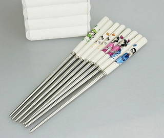 盘点筷子的四种材质