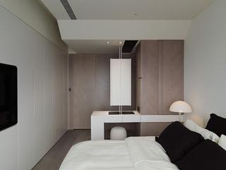 宜家效果图温馨住宅设计套图卧室