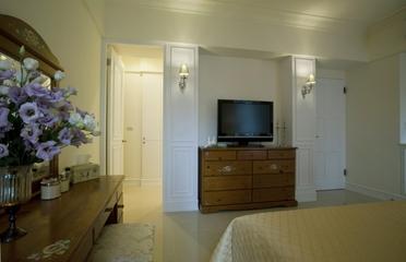 舒适与动感美式住宅欣赏卧室局部