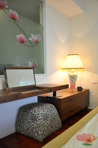 卧室书架装修效果图 温馨之家