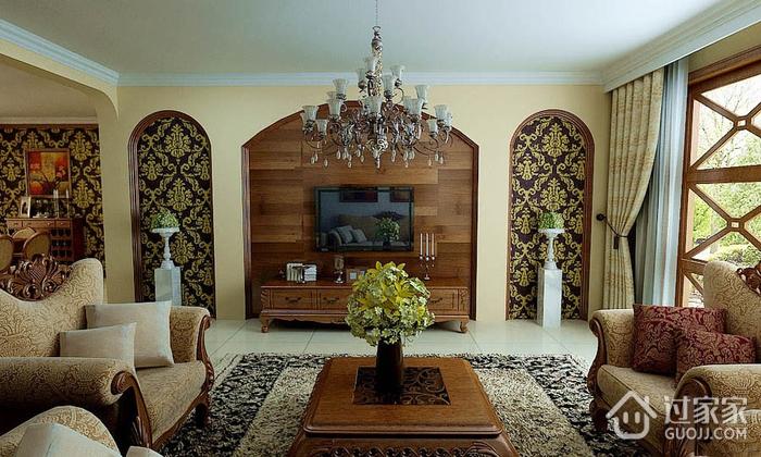美式田园风格的家具设计特点