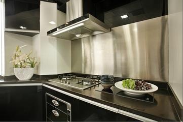 113平现代三室两厅欣赏厨房
